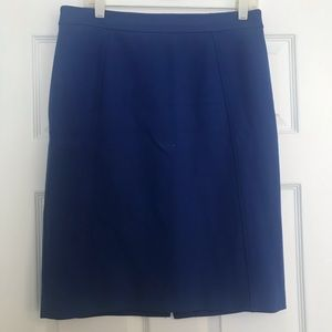 Halogen Skirts - Royal blue pencil skirt